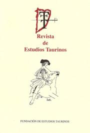 Revista de Estudios Taurinos